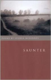 Saunter (The Contemporary Poetry Series)by: McKinney, Joshua - Product Image