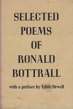 Selected Poems of Ronald Bottrall (SIGNED COPY)by: Bottrall, Ronald - Product Image