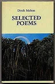 Selected PoemsMahon, Derek - Product Image