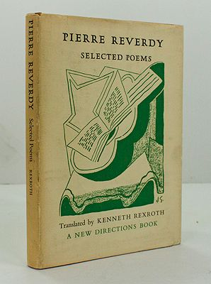 Selected PoemsReverdy , Pierre , Illust. by: Juan  Gris - Product Image