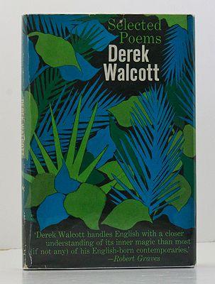 Selected PoemsWalcott, Derek - Product Image