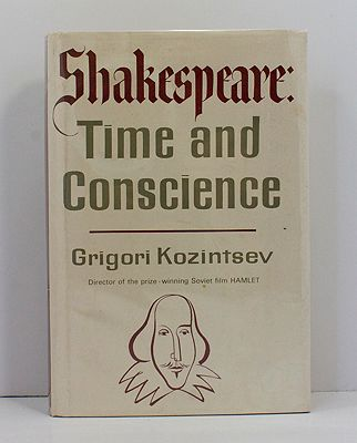 Shakespeare: Time and ConscienceKozintsev, Grigori - Product Image