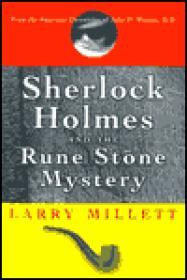Sherlock Holmes and the Rune Stone Mysteryby: Millett, Larry - Product Image