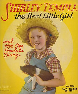 Shirley Temple: The Read Little Girl and Her Own Honolulu DiaryTemple, Shirley - Product Image