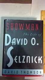 Showman: the life of David O. Selznickby: Thomson, David - Product Image