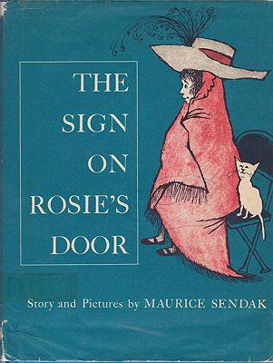 Sign on Rosie's Door, TheSendak, Maurice, Illust. by: Maurice  Sendak - Product Image