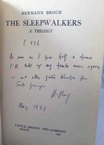 Sleepwalkers, Theby: Broch, Hermann - Product Image
