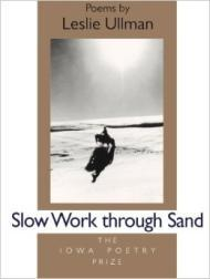 Slow Work Through Sand (Iowa Poetry Prize)by: Ullman, Leslie - Product Image