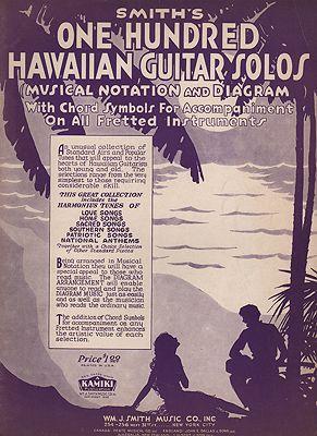 Smith's One Hundred Hawaiian Guitar SolosSmith, Wm. J. - Product Image