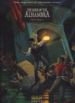 Sons of the Alhambra, The  (The Journeys of Alexander Icaro) by: Roca, Paco - Product Image