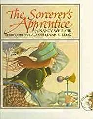 Sorcerer's Apprentice, The (SIGNED)Willard, Nancy, Illust. by: Dillon, Diane & Leo - Product Image