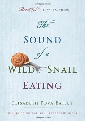 Sound of a Wild Snail Eating, The by: Bailey, Elisabeth - Product Image