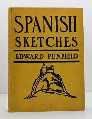 Spanish SketchesPenfield, Edward - Product Image