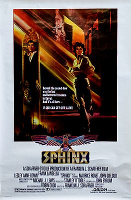 Sphinx, The (MOVIE POSTER)Peak, Robert, Illust. by: Robert   Peak - Product Image
