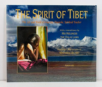 Spirit of Tibet, The: The Life and World of Khyentse Rinpoche, Spiritual TeacherRicard, Matthieu (Author, Photographer) - Product Image