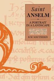 St. Anselm: A Portrait in a Landscapeby: Southern, Richard W. - Product Image