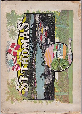 St. Thomas and the Virgin Islands U.S.A. (Souvenir Pamphlet)N/A - Product Image