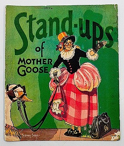 Stand-Ups of Mother GooseSage, Sidney - Product Image