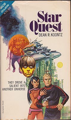 Star Quest / Doom of the Green PlanetKoontz, Dean R. and Petaja, Emil  - Product Image