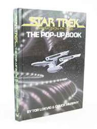 Star Trek: The Motion Picture - The Pop-Up Bookby: Lokvig, Tor/Chuck Murphy - Product Image