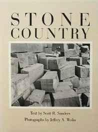 Stone Countryby: Sanders, Scott R. and Jeffrey A. Wolin - Product Image