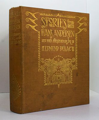 Stories from Hans Anderson with illustrations by Edmund DulacAnderson, Hans, Illust. by: Edmund Dulac - Product Image
