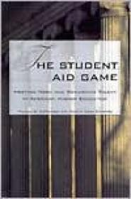 Student Aid Game, The by: McPherson, Michael S. - Product Image