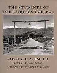 Students of Deep Springs College, TheSmith, Michael A.  - Product Image