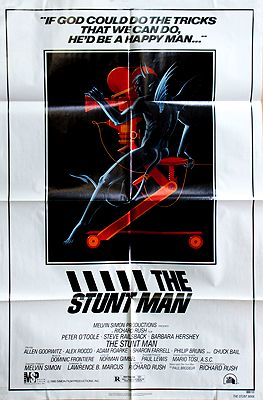 Stunt Man, The (MOVIE POSTER)illustrator- N/A - Product Image