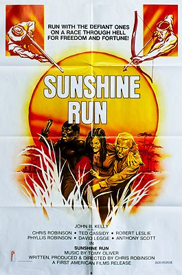 Sunshine Run (MOVIE POSTER)N/a - Product Image
