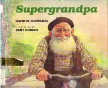 SupergrandpaSchwartz, David M., Illust. by: Bert Dodson - Product Image