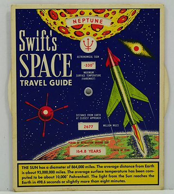 Swift's Space Travel Guide Swift's Premium - Product Image