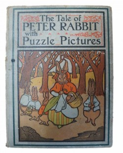 Tale of Peter Rabbit with Puzzle Pictures, Theby: Potter, Beatrix - Product Image