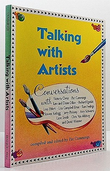 Talking with Artists, Vol. 1: Conversations with Victoria Chess, Pat Cummings, Leo and Diane Dillon, Richard Egielski, Lois Ehlert, Lisa Campbell Ernst, ... Smith, Chris Van Allsburg, and David Wiesner (SIGNED COPY)Cummings, Pat - Product Image