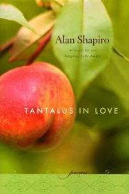 Tantalus in Loveby: Shapiro, Alan - Product Image