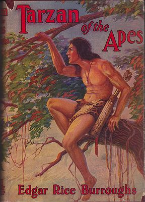 Tarzan of the ApesBurroughs, Edgar Rice - Product Image