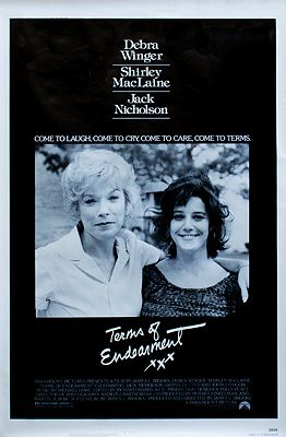 Terms of Endearment (MOVIE POSTER)N/A - Product Image