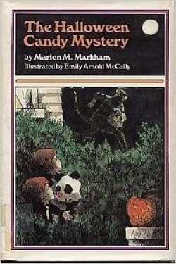 The Halloween Candy Mysteryby: Markham, Marion M. - Product Image