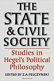 The State & Civil Society: Studies in Hegel's Political PhilosophyPelczynski (Ed.), Z.A. - Product Image