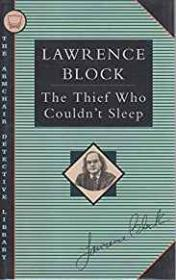 Thief Who Couldn't Sleep, Theby: Block, Lawrence - Product Image