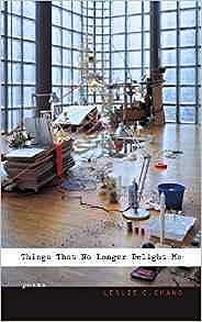 Things That No Longer Delight MeChang, Leslie C. - Product Image