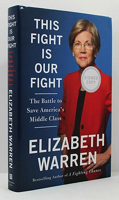 This Fight Is Our Fight - The Battle to Save America's Middle Class (SIGNED BY AUTHOR)Warren, Elizabeth - Product Image