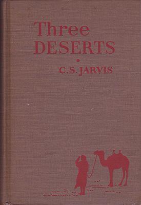 Three DesertsJarvis, Major C.S. , Illust. by: Frank Lee - Product Image