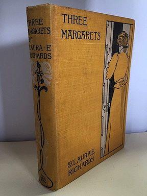 Three MargaretsRichards, Laura E., Illust. by: Ethelred B. Barry - Product Image