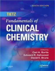 Tietz Fundamentals of Clinical Chemistry  Sixth Editionby: Burtis (Editors), Carl A./Edward R. Ashwood/David E. Bruns - Product Image