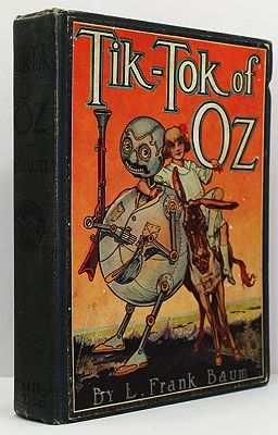 Tik-Tok of OzBaum, L. Frank, Illust. by: John R. Neill - Product Image