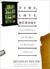 Time, Love, Memory - A Great Biologist and His Quest for the Origins of Behaviorby: Weiner, Jonathan - Product Image