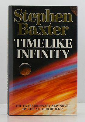Timelike InfinityBaxter, Stephen - Product Image