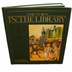 Town In The Library, Theby: Nesbit, E. - Product Image