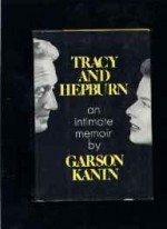 Tracy and Hepburn; An Intimate Memoirby: Kanin, Garson - Product Image